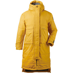 Didriksons 1913 Elaine Parka Mujer, oat yellow